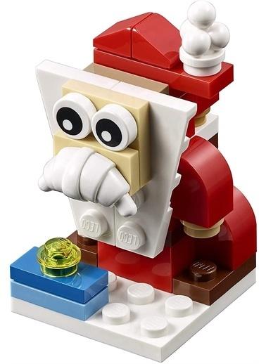 Lego LEGO Seasonal 40253 Christmas Build-Up Renkli